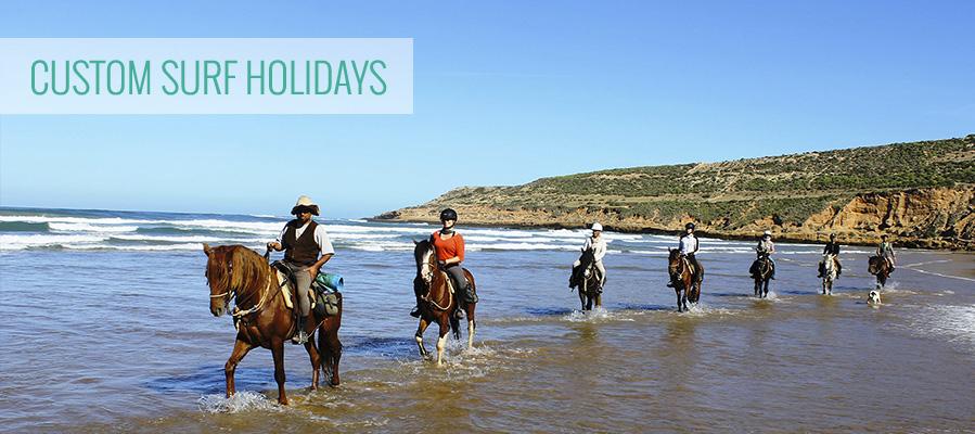 Custom Surf Holidays Morocco