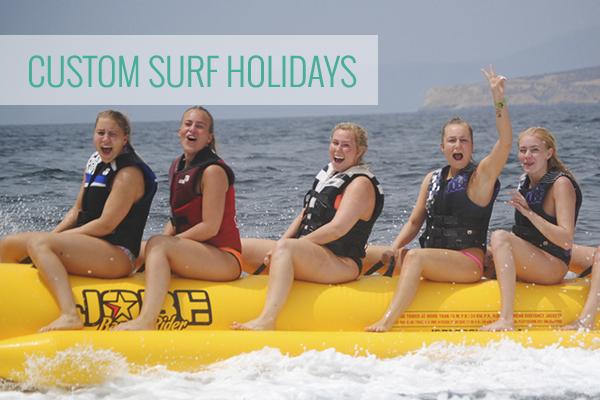 Custom Surfing Holidays Morocco