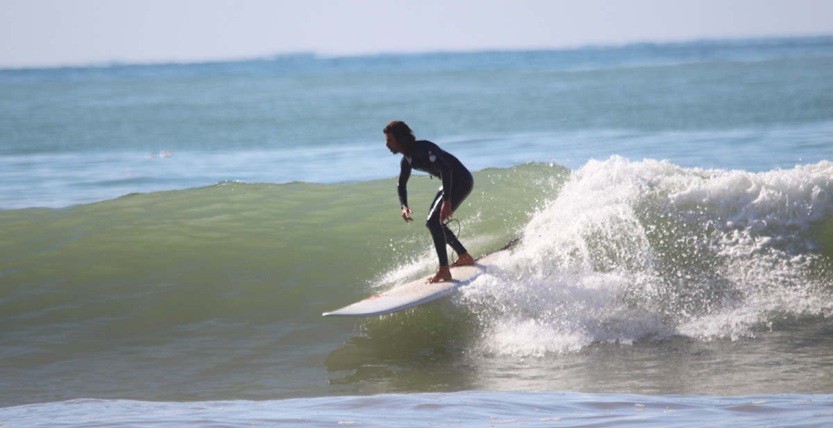 ismail moroccan surf journey