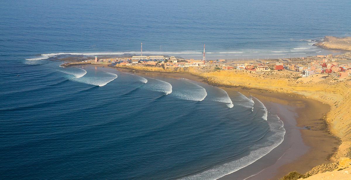 Surf Spots Taghazout Agadir Morocco